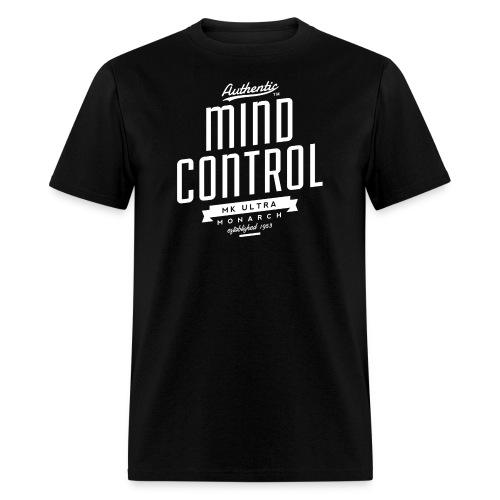 Mind Control MK Ultra Mens T-Shirt - Men's T-Shirt