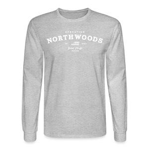 Operation Northwoods Mens Long Sleeve T-Shirt - Men's Long Sleeve T-Shirt
