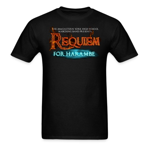 Requiem: For Harambe - Men's T-Shirt