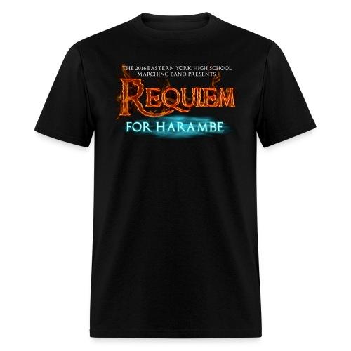 Requiem: For Harambe - Men's T-Shirt