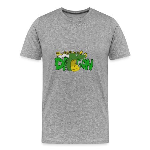 Borbingo Dragon shirt - Men's Premium T-Shirt