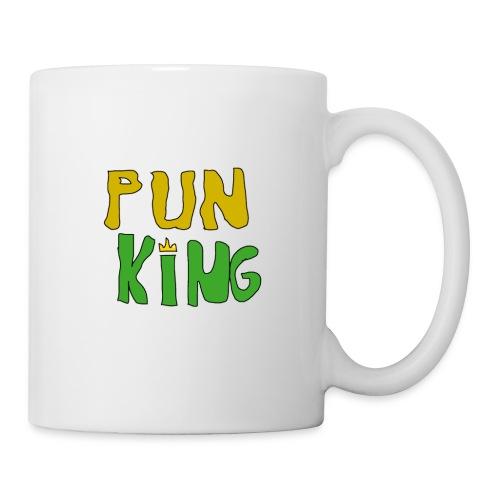 Pun King - Coffee/Tea Mug