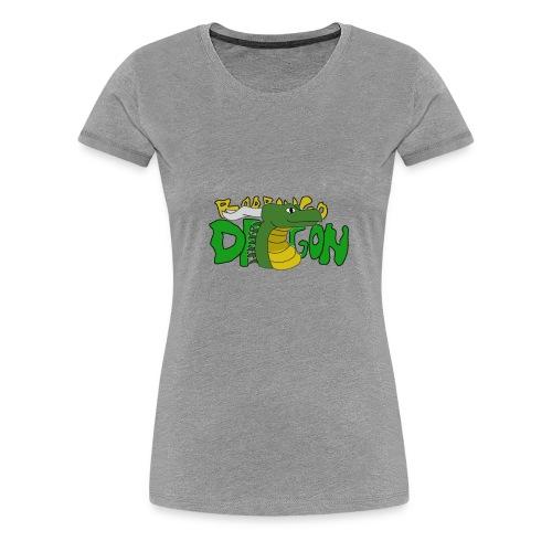 Borbingo Dragon shirt - Women's Premium T-Shirt