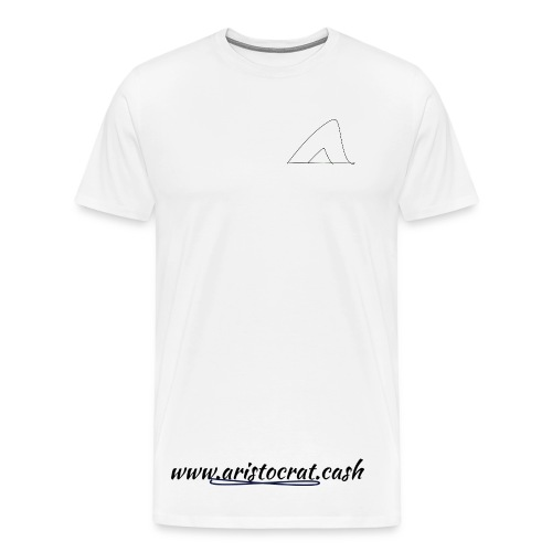 Aristocrat Cash Logo T - Men's Premium T-Shirt
