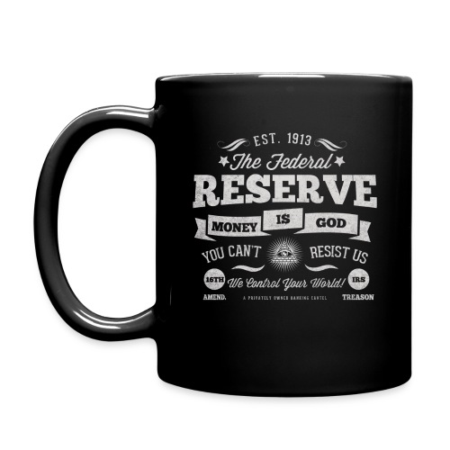 Federal Reserve Coffee Mug - Full Color Mug