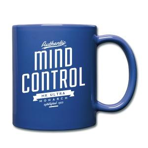 MK Ultra Mind Control Coffee Mug - Full Color Mug
