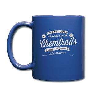 Chemtrails Coffee Mug - Full Color Mug