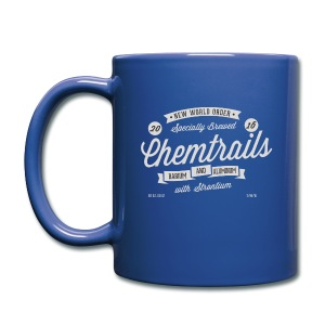 Chemtrails Coffee Mug - Full Color Mug