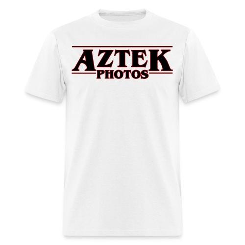 Aztekphotos-strange - Men's T-Shirt