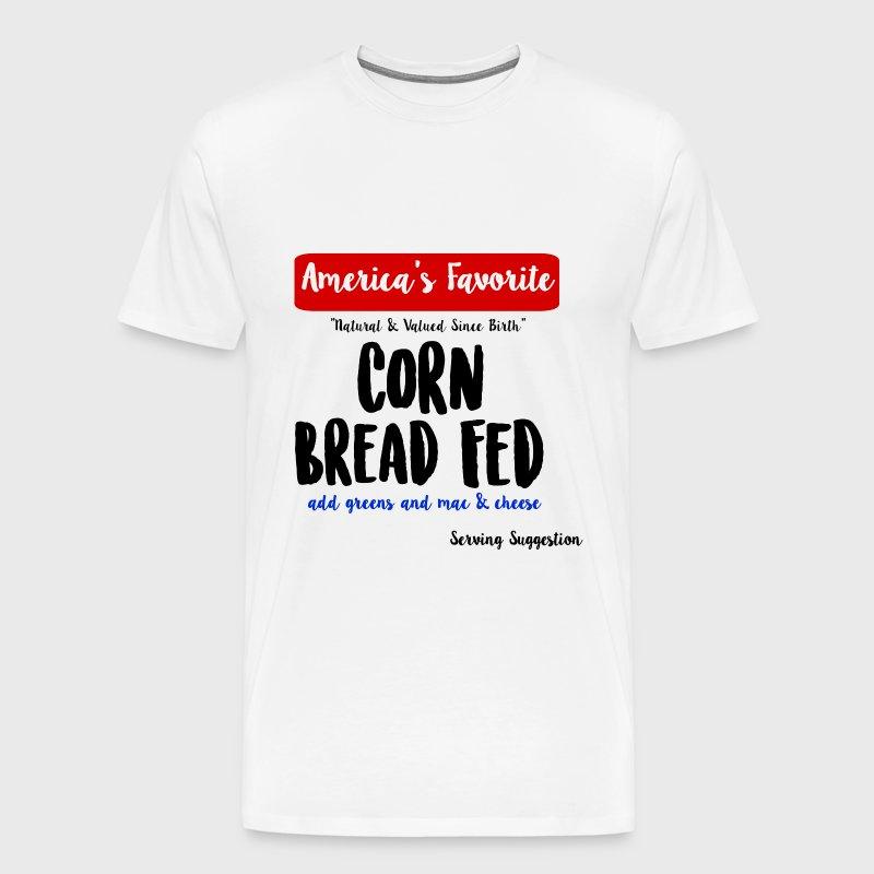 cornbread3.png - Men's Premium T-Shirt