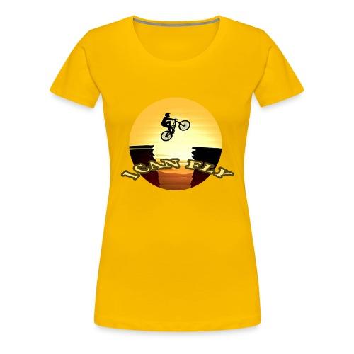 I CAN FLY - Women's Premium T-Shirt