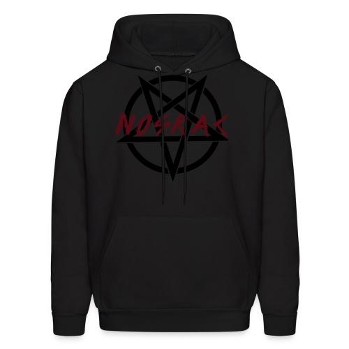 NOSRAC Pentagram Hoodie - Men's Hoodie