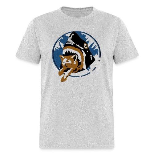 Pineapple Express - Shark Cat T-Shirt - Men's T-Shirt