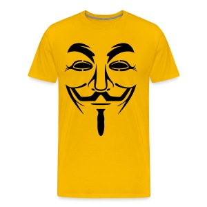 Anonymous Men's Tshirt  - Men's Premium T-Shirt