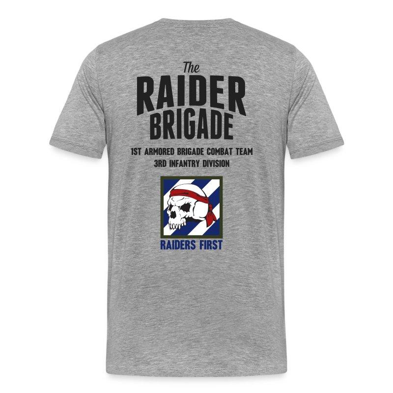 1st Raider Brigade (3rd ID) - Men's Premium T-Shirt
