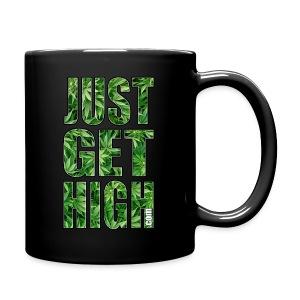 Black Coffee Mug - Full Color Mug