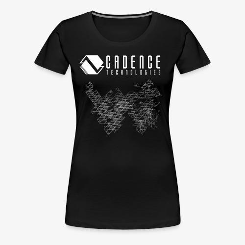 Cadence Technologies - Women's Premium T-Shirt