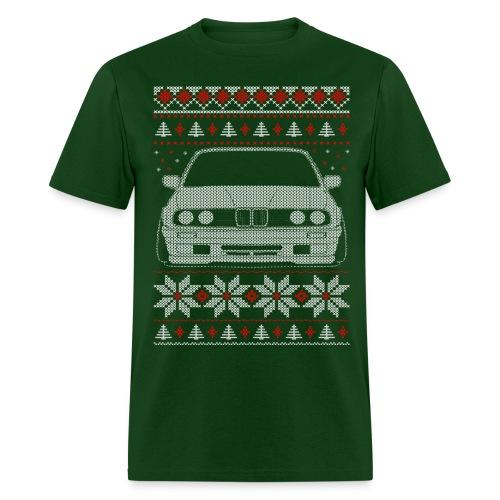 E30 Xmas T-shirt - Men's T-Shirt