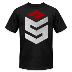 Not Sorry Logo Mark  - Men's Fine Jersey T-Shirt