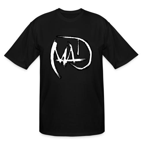 Matts Art And Design Logo Big & Tall shirt - Men's Tall T-Shirt