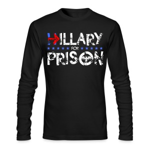 Prison 2 - Men's Long Sleeve T-Shirt by Next Level