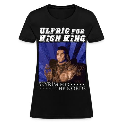 Ulfric for High King 1 - Women's T-Shirt