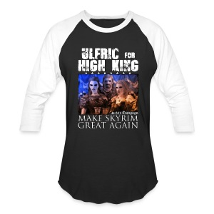 Ulfric for High King 2 - Baseball T-Shirt