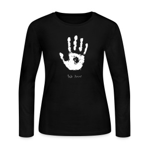 We Know - Women's Long Sleeve Jersey T-Shirt