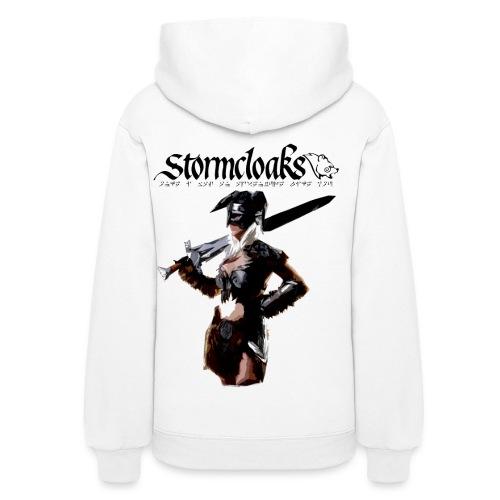 Stormcloaks 4 - Women's Hoodie