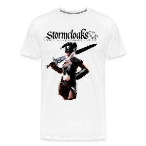 Stormcloaks 4 - Men's Premium T-Shirt