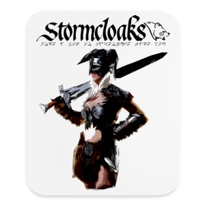 Stormcloaks 4 - Mouse pad Vertical