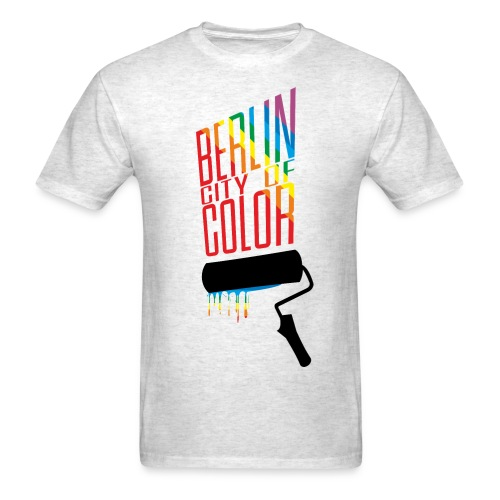 Berlin City of Color - Men's T-Shirt