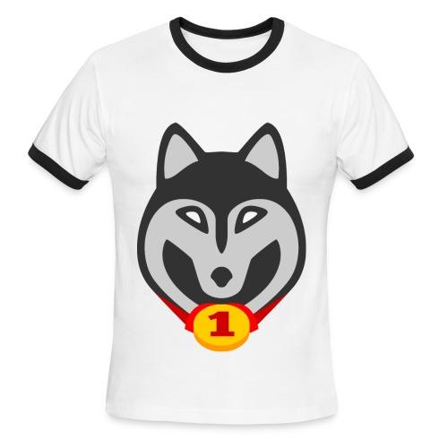 Husky Winner - Men's Ringer T-Shirt