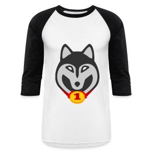 Husky Winner - Baseball T-Shirt