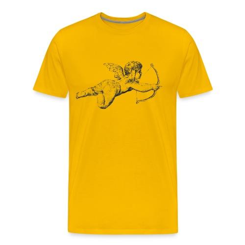 Christmas Love Angel - Men's Premium T-Shirt
