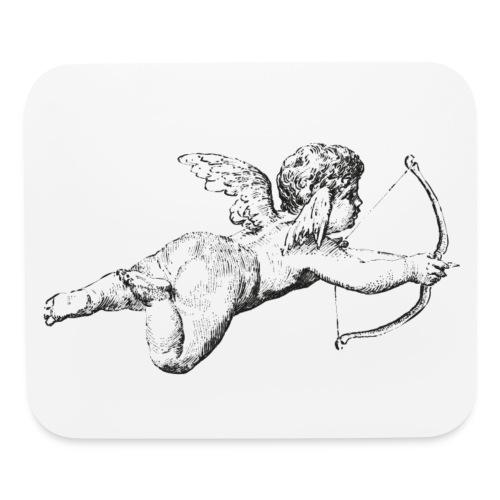 Christmas Love Angel - Mouse pad Horizontal