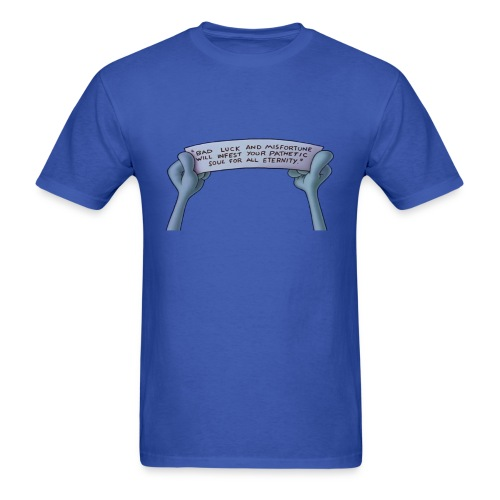 Rocko's Modern Life: Fortune Cookie T-Shirt (MENS) - Men's T-Shirt