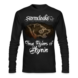 Stormcloaks 3 - Men's Long Sleeve T-Shirt by Next Level