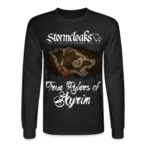 Stormcloaks 3 - Men's Long Sleeve T-Shirt