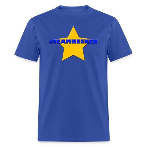 Men's #TeamKeenen Shirt - Men's T-Shirt