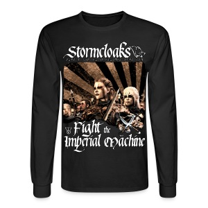 Stormcloaks 2 - Men's Long Sleeve T-Shirt