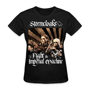 Stormcloaks 2 - Women's T-Shirt
