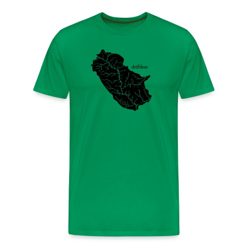Driftless - Men's - Men's Premium T-Shirt
