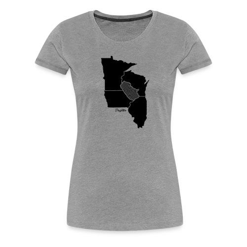 Drifter - Women's - Women's Premium T-Shirt