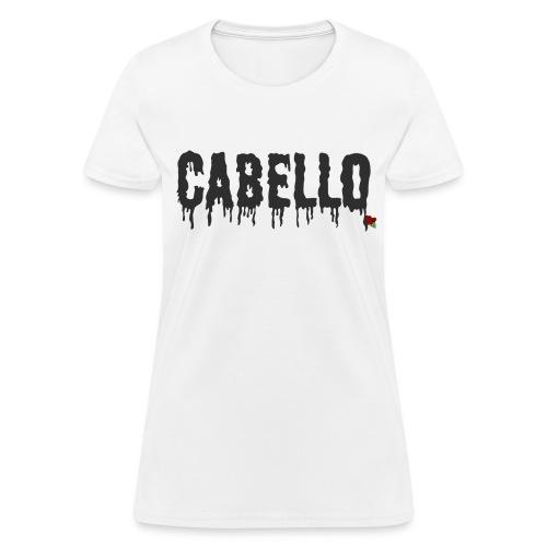 Womens Cabello Drip - Women's T-Shirt