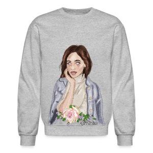 Pink Drops - Crewneck Sweatshirt