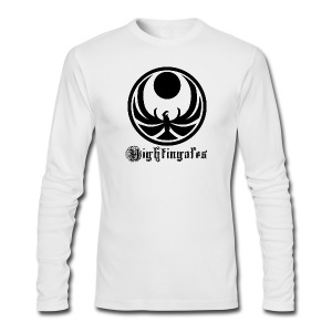 Nightingales - Black - Men's Long Sleeve T-Shirt by Next Level