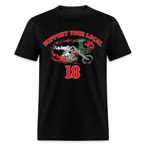 Men's Ragnarok Support Shirt - Men's T-Shirt