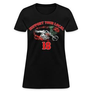 Women's Ragnarok Support Shirt - Women's T-Shirt