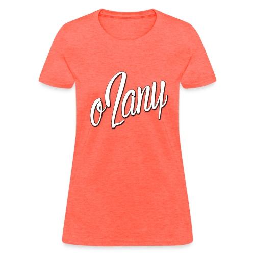 oZany Female T-Shirt - Women's T-Shirt